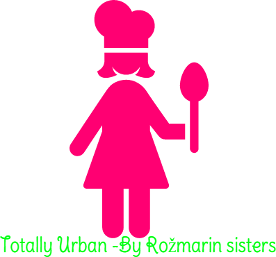 Totally Urban – by Rožmarin sisters